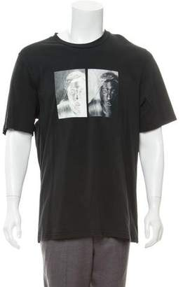 Oamc Tupac Graphic-Print T-Shirt