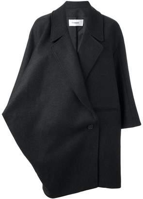 Chalayan wide collar coat
