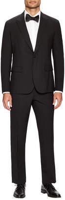 Martin Greenfield Clothiers Wool Peak Lapel Tuxedo