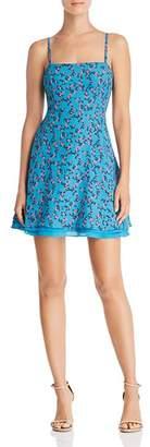 Fame & Partners Milo Floral Mini Dress - 100% Exclusive