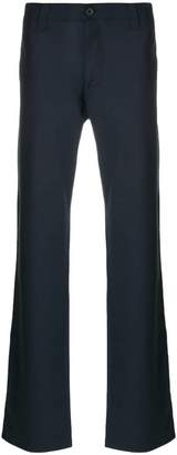 Armani Jeans straight tailored trousers