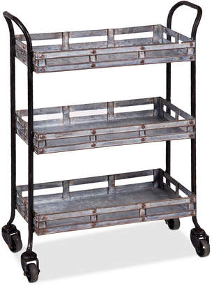 Home Essentials Galvanized Cart