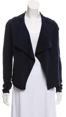 Zadig & Voltaire Wool Open Front Cardigan