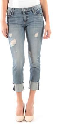 KUT from the Kloth Catherine Raw Hem Boyfriend Jeans