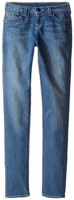 True Religion Kids Casey Single End Jeans in Supernova Blue (Big Kids) $79 thestylecure.com