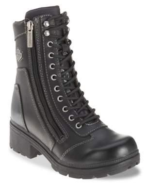 Harley-Davidson Tessa Combat Boot
