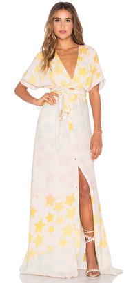 Mara Hoffman Tie Front Dress $312 thestylecure.com
