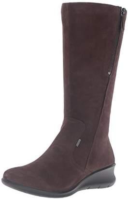 Ecco Women's Women's Babett Wedge Tall Winter Boot