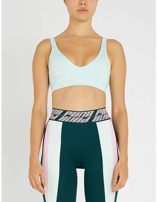 Puma Show Off stretch sports bra