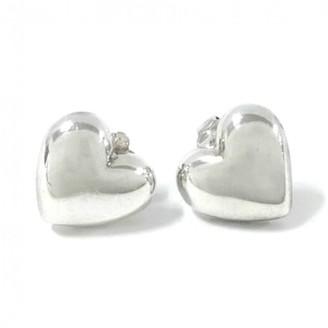 58752ea34 Tiffany & Co. Elsa Peretti Silver Silver Earrings