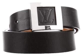 Louis Vuitton Nomade Leather Belt