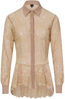 0b3879b9008fd9 ... BEIGE Sophie Cameron Davies Lace Shirt