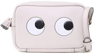 Anya Hindmarch Mini Eyes Smooth-leather Cross-body Bag
