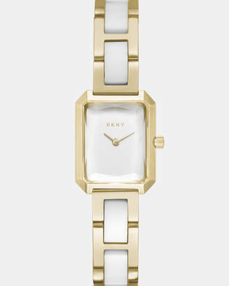 DKNY Cityspire Gold-Tone Analogue Watch