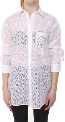 Alaia Azzedine White Shirt