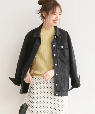 Spick and Span (スピック アンド スパン) - Spick and Span 【Madewell】Oversized Jean Jacket◆