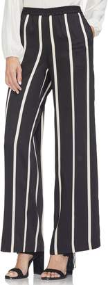Vince Camuto Dramatic Stripe Pull-On Pants