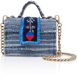 Kooreloo Devine Denim Mini Shoulder Bag