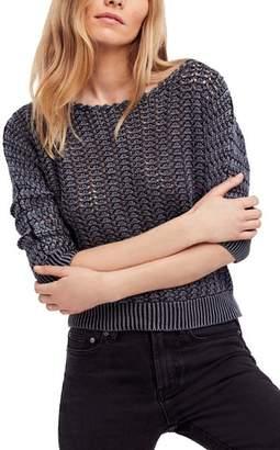 Free People Boomerang Sweater
