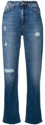 Dondup cropped loose jeans