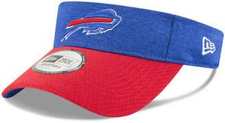 New Era Buffalo Bills On Field Sideline Visor