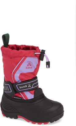 Kamik Snowcoast3 Waterproof Snow Boot