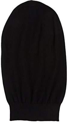 Rick Owens Men's Cashmere Oversized Beanie