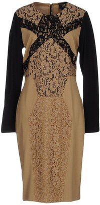 Class Roberto Cavalli Knee-length dresses - Item 34745458SH