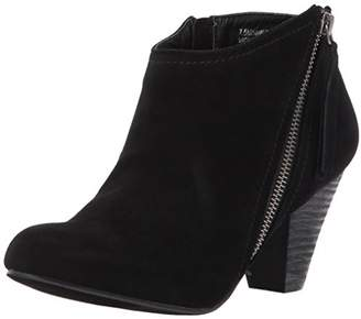 XOXO Women's Amberly Ankle Bootie
