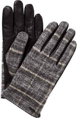 Scotch & Soda Checked Gloves