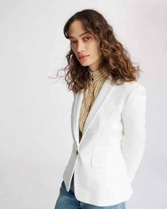 Rag & Bone Lexington pique blazer