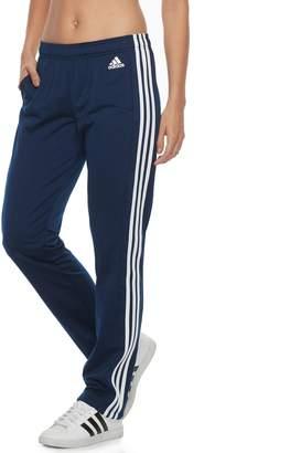 adidas Women's Designed 2 Move Midrise Striped Performance Pants