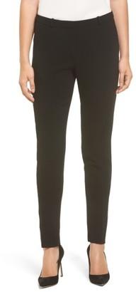 Women's Boss Atestelito Slim Crepe Suit Pants $245 thestylecure.com