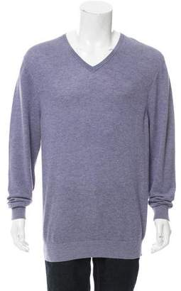 Loro Piana Silk and Cashmere-Blend Sweater w/ Tags