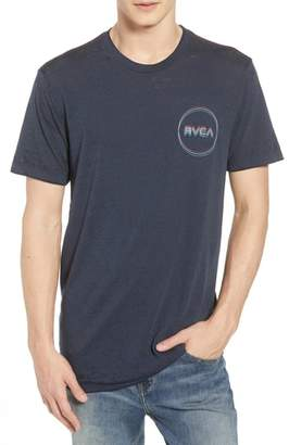 RVCA Tri-Motors Burnout T-Shirt