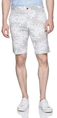 French Connection Men's Cosmic Chrysanthemum Kent Short