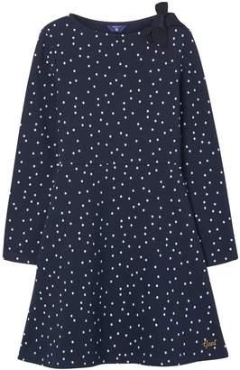 Gant Girls Polka Dot Dress
