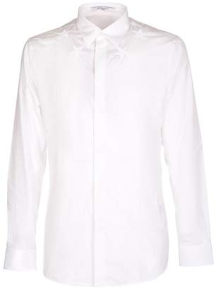 Givenchy Star Embroideries Poplin Shirt