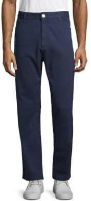 Ermenegildo Zegna Classic Buttoned Pants