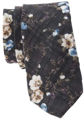 Original Penguin Warne Floral Tie