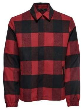 ONLY & SONS Shawn Plaid Jacket