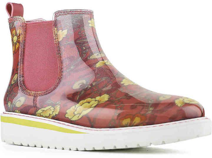 CougarWomen's Kensington Rain Boot -Pink Floral