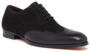 Mezlan Modified Wingtip Oxford