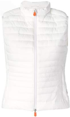 Save The Duck zip padded gilet