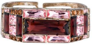 Jean Paul Gaultier Rose Gourmette Bangle. $395 thestylecure.com