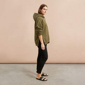 Everlane The Oversized Fleece Hoodie