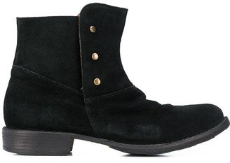 Fiorentini+Baker studded ankle boots