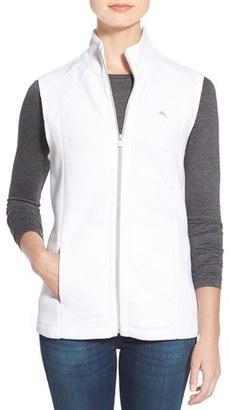 Women's Tommy Bahama 'Aruba' Front Zip Vest $88 thestylecure.com