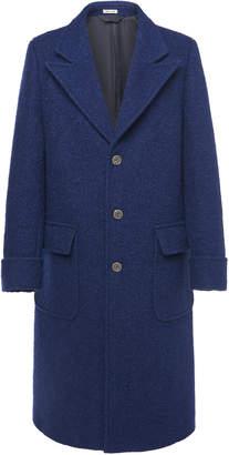 Marni Lapel Wool Overcoat