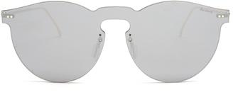 Leonard Mask mirrored sunglasses